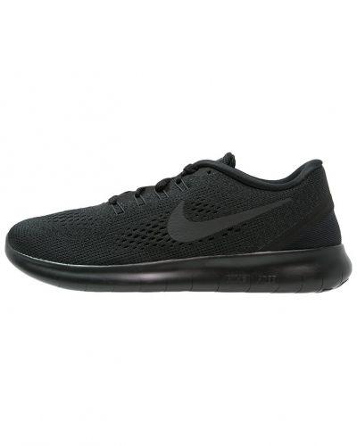 Free run löparskor black/anthracite Nike Performance löparsko till mamma.