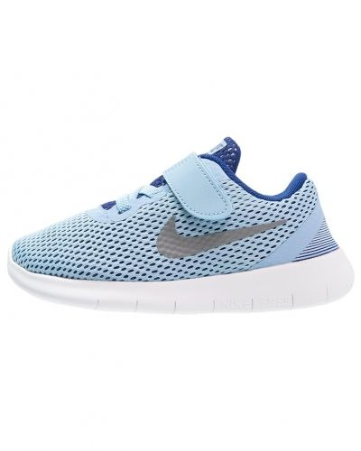 super cute 7e489 09b52 Löparsko från Nike Performance till mamma. Nike Performance FREE RUN  Löparskor bluecap metallic silver deep royal blue white