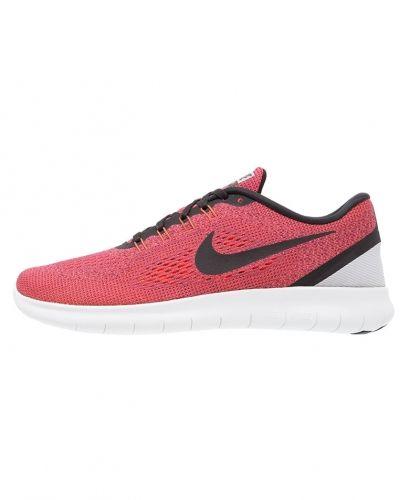 Löparsko Free run löparskor hyper orange/black/ocean fog/wolf grey/offwhite från Nike Performance