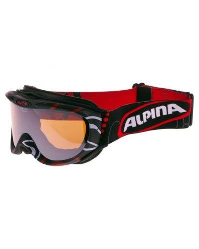 Alpina FREESPIRIT HM Skidglasögon Svart från Alpina, Goggles