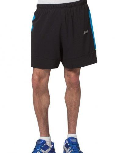 ASICS FUJI 2 IN 1 SHORT Shorts Svart från ASICS, Träningsshorts