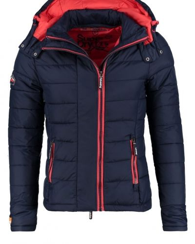 Superdry Superdry FUJI Vinterjacka midnight blue
