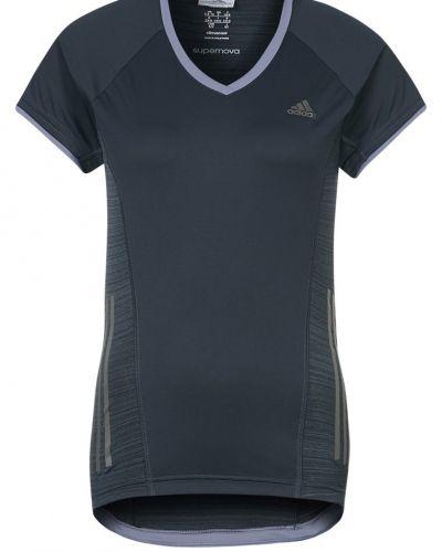 adidas Performance Funktionströja Svart från adidas Performance, Kortärmade träningströjor