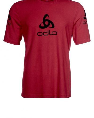 ODLO Funktionströja Rött från ODLO, Kortärmade träningströjor