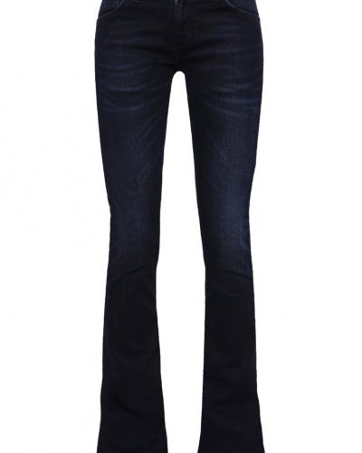 Funky frank jeans bootcut blue black Nudie Jeans bootcut jeans till tjejer.