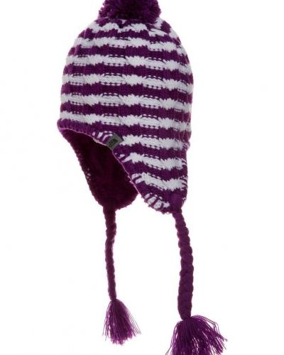 The North Face FUZZY EARFLAP BEANIE Mössa Lila - The North Face - Mössor
