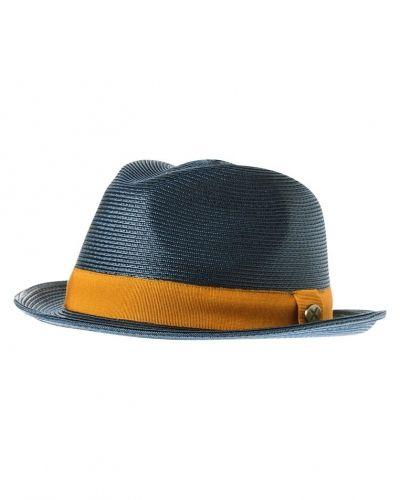 Gavi hatt blue/cognac Menil hatt till mamma.
