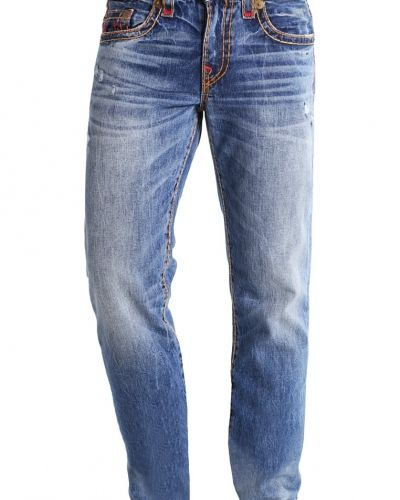Geno jeans straight leg super brawl True Religion straight leg jeans till dam.