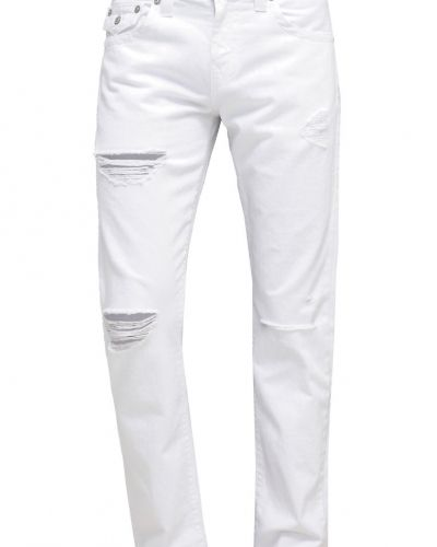 Jeans True Religion GENO Jeans straight leg white rapids från True Religion