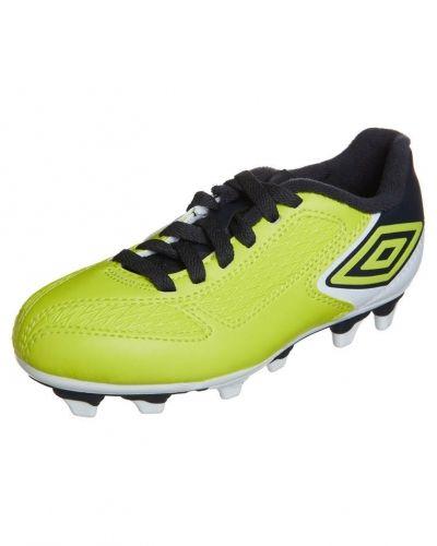 Umbro Umbro GEOMETRA II SHIELD FG Fotbollsskor fasta dobbar Gult. Grasskor håller hög kvalitet.