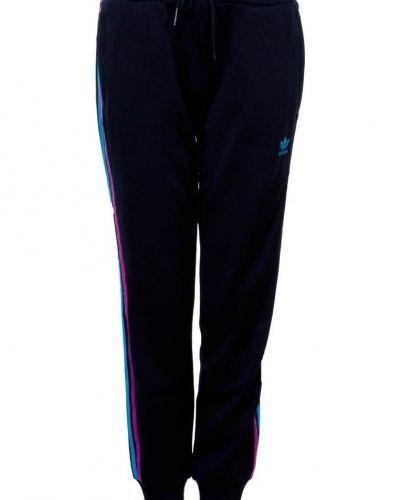 adidas Originals GIRLY Träningsbyxor Blått - Adidas Originals - Träningsbyxor med långa ben