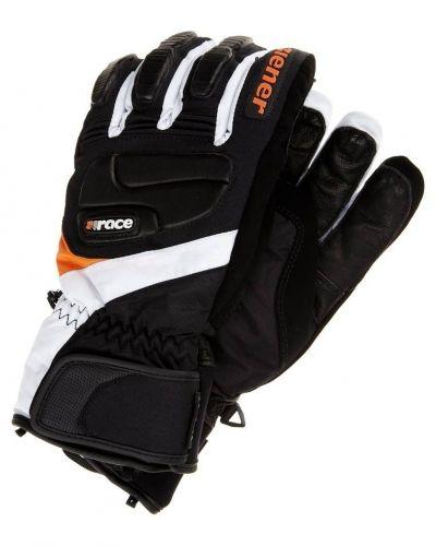Ziener Ziener GITO GTX Fingervantar Svart. Traning-ovrigt håller hög kvalitet.