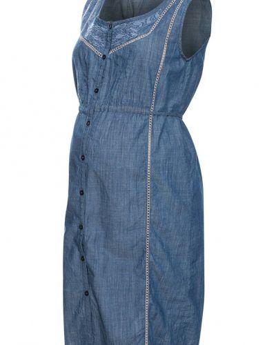 Till tjejer från bellybutton, en jeansklänning.