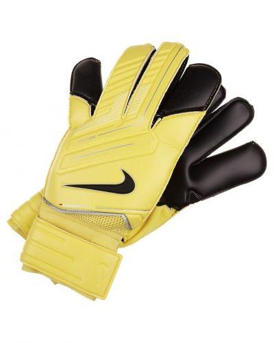 Nike Performance Nike Performance GOALKEEPER GRIP 3 Målvaktshandskar Gult. Fotbollstillbehörena håller hög kvalitet.