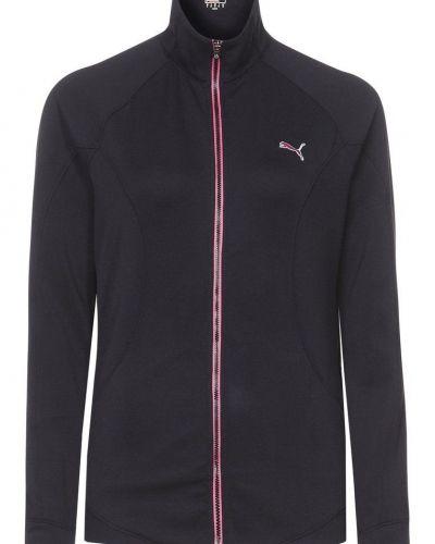 Puma Golf GOLF SLIM TRACK Sweatshirt Svart - Puma Golf - Långärmade Träningströjor