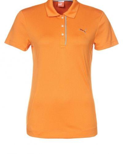 Puma Golf GOLF TECH Piké Orange - Puma Golf - Träningspikéer