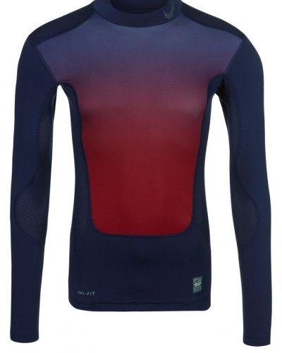 Nike Performance GRADIENT MAX SHIELD MOCK Tshirt långärmad Blått från Nike Performance, Långärmade Träningströjor