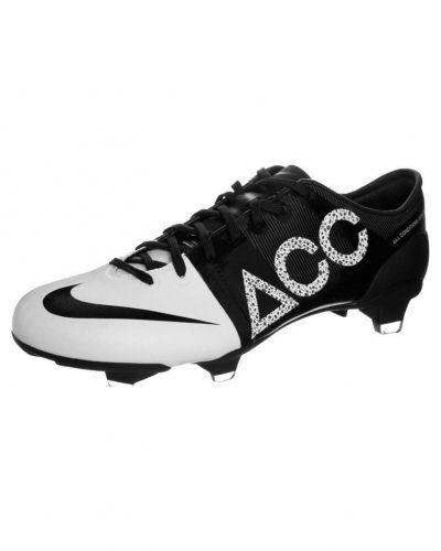 Nike Performance GREENSPEED CONCEPT II Fotbollsskor fasta dobbar white/black/white - Nike Performance - Fasta Dobbar