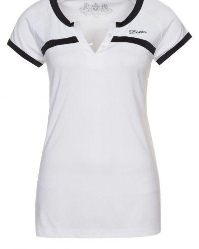 Lotto GRETA Tshirt bas Vitt - Lotto - Kortärmade träningströjor