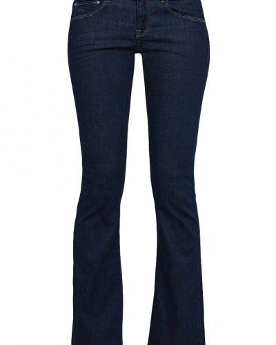 Blå bootcut jeans från G-Star till dam.