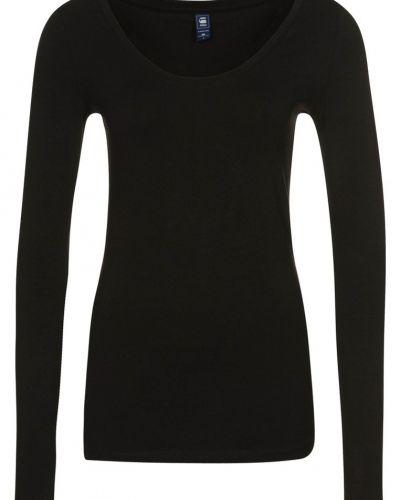 Till dam från G-Star, en svart långärmad tröja.