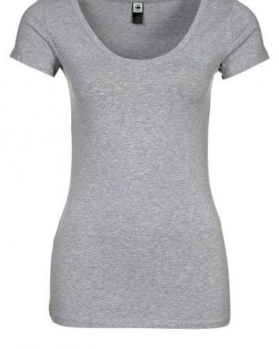 Grå t-shirts från G-Star till dam.