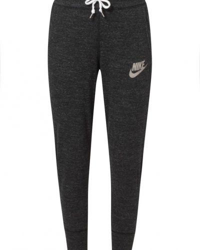Nike Sportswear GYM VINTAGE Träningsbyxor Svart från Nike Sportswear, Träningsbyxor med långa ben