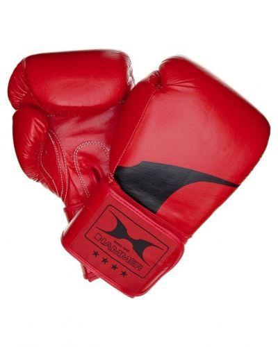 Hammer Boxing Hammer Boxing Boxningshandskar Rött.  håller hög kvalitet.