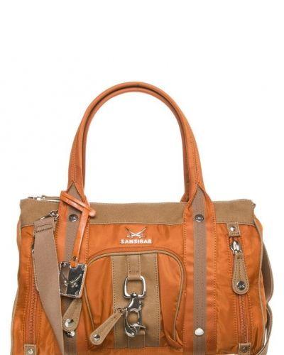Sansibar Sylt Handväska Orange - Sansibar Sylt - Handväskor