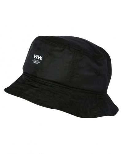 Wood Wood Hatt black