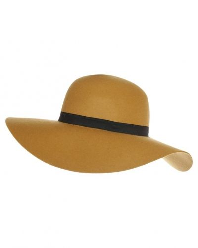 Hatt yellow Miss Selfridge hatt till mamma.