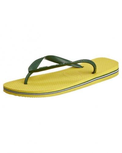 Havaianas HAVAIANAS BRASIL Badsandaler Gult - Havaianas - Träningsskor flip-flops