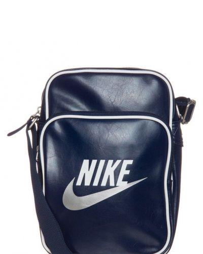 Nike Sportswear HERITAGE Axelremsväska Blått - Nike Sportswear - Axelremsväskor