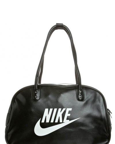 Nike Sportswear HERITAGE SI SHOULDER CLUB Handväskor Svart - Nike Sportswear - Handväskor