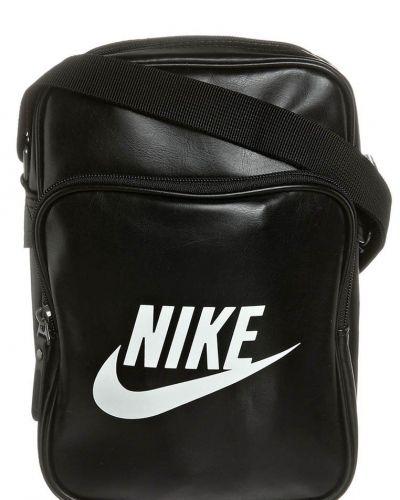 Nike Sportswear HERITAGE SI SMALL ITEMS II Axelremsväskor Svart - Nike Sportswear - Handväskor