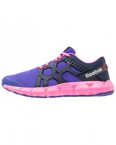 Hexaffect run 4.0 neutrala löparskor purple/navy/pink Reebok löparsko till mamma.