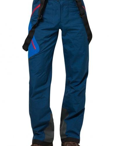 Jack Wolfskin HIGH VOLTAGE Täckbyxor Blått från Jack Wolfskin, Träningsbyxor med långa ben