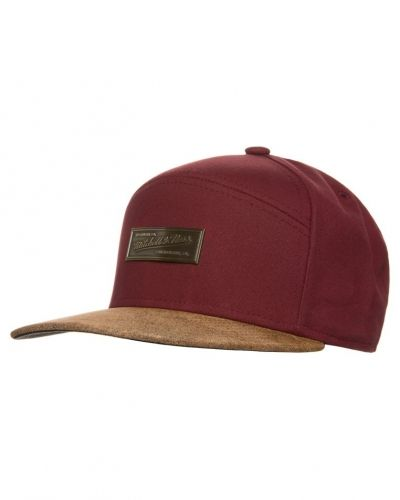 Mitchell & Ness Hustle keps burgundy