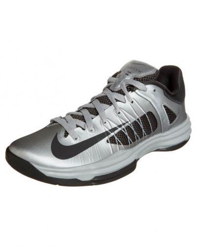Nike Performance HYPERDUNK Indoorskor Silver - Nike Performance - Inomhusskor
