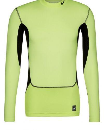 Nike Performance HYPERWARM MAX COMP MOCK Tshirt långärmad Gult från Nike Performance, Långärmade Träningströjor