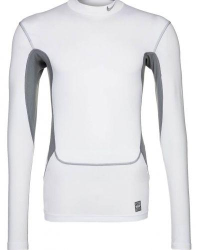 Nike Performance HYPRWRM DF MAX COMP Tshirt långärmad Vitt från Nike Performance, Långärmade Träningströjor