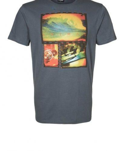 Animal HYSTRIX Tshirt med tryck Grått - Animal - Kortärmade träningströjor