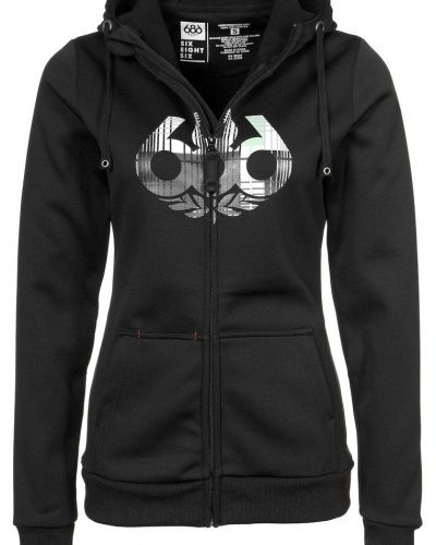 Icon bounded tech fleece sweatshirt - 686 - Långärmade Träningströjor