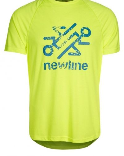 Newline IMOTION Funktionströja Gult - Newline - Kortärmade träningströjor