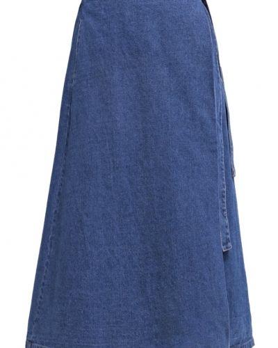 Infinity alinjekjol classic blue denim The Fifth Label jeanskjol till mamma.