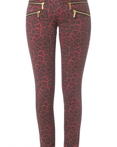 Röd slim fit jeans från MICHAEL Michael Kors till dam.