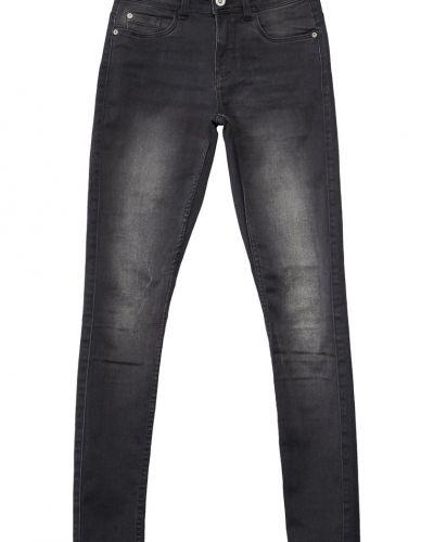 Slim fit jeans ONLY Jeans Skinny Fit medium grey denim från ONLY