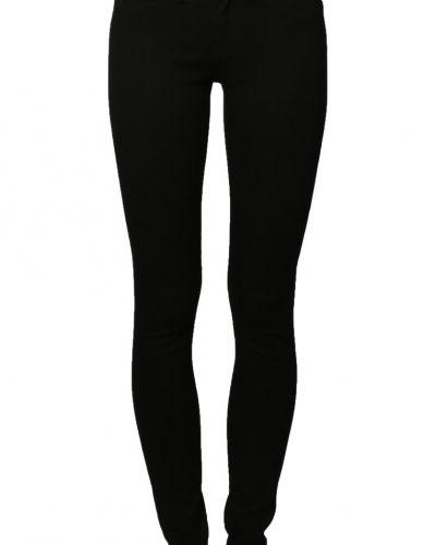 Jacqueline de Yong Jacqueline de Yong Jeans slim fit svart