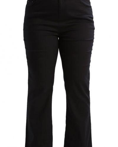 Jeans bootcut black New Look Curves bootcut jeans till tjejer.