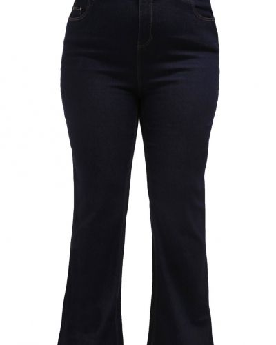 Jeans bootcut navy New Look Curves bootcut jeans till tjejer.